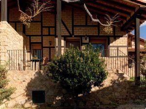 casa rural para 4 personas
