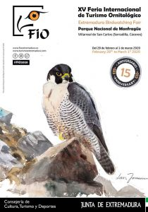 Feria Ornitológica Monfragüe 2020